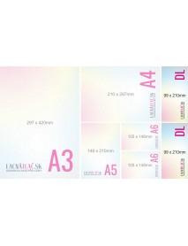 Letáky DL 99x210 mm